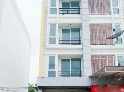 ขาย อาคารพาณิชย์ 4 ชั้น เอส.พี. กรีน วิลเลจ อำเภอบางบัวทอง (S.P. GREEN VILLAGE)