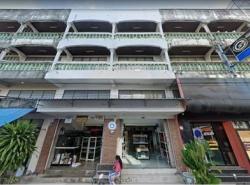 ขายถูก! อาคารพาณิชย์ ถนนประชาอุทิศ ซอยสุขเสมอ กลางเมืองชุมพร ติดถนน
