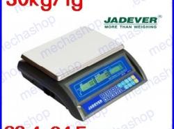 ตาชั่งนับจำนวน เครื่องชั่งตั้งโต๊ะ 30kg รุ่น JCE-Series ยี่ห้อ JADEVER