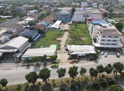 P41LA2105005 ขายที่ดิน ติดถนนพุทธมณฑลสาย 1 บางระมาด ตลิ่งชัน จ.กรุงเทพฯ