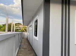 บ้านเดี่ยวใกล้เมืองเชียงใหม่ บ้านใหม่ 3นอน ราคาถูกอำเภอสารภี