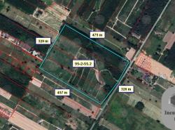 P92LA2009001 ขายที่ดิน มะขามคู่ ระยอง 95-2-55.2 ไร่ 260 ล้านบาท