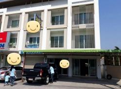 ขายอาคารพาณิชย์ : อาคารพาณิชย์ โครงการ วาน่า วิลล์ ทาวน์โฮม (ระยอง)