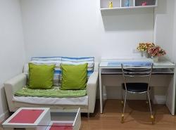 รหัส YR401 ให้เช่า ห้อง private ใกล้เซ็นปิ่นมาก   Lumpini Park Pinklao